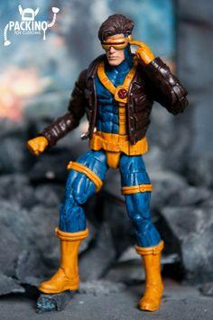 Cyclops - Jim Lee MKII (Marvel Legends) Custom Action Figure