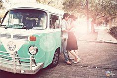 old van and romance
