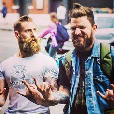 beard hipster