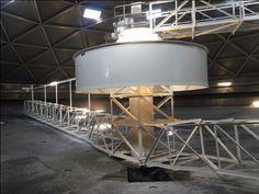 Wastewater clarifier coated with Ecodur 201. No need to use toxic epoxies.