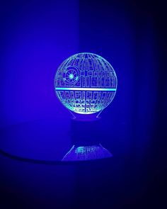 That's no moon..... #starwars #deathstar #theforce #thedarkside #lamplanet #lamp #scifi #3D