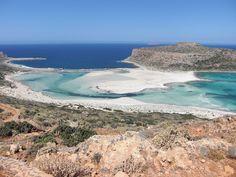 Balos lagoon   Chania   Beaches  Κρήτη   Crete