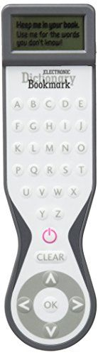 Electronic Dictionary Bookmark - Color: Grey That Company... https://www.amazon.com/dp/B0061MGXMU/ref=cm_sw_r_pi_dp_x_0US5ybF8SC1VT