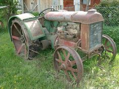 old tractor                                                                                                                                                                                 More