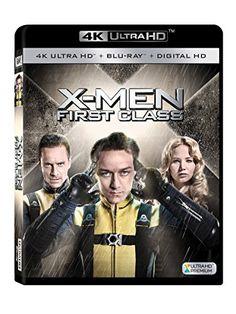 X-men: First Class 4k Ultra Hd [Blu-ray] MGM (Video & DVD) https://www.amazon.com/dp/B01J5SES5U/ref=cm_sw_r_pi_dp_x_aDr1yb892ZXNB
