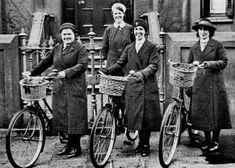Enfermeras de distrito en 1939