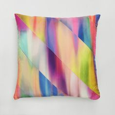 Colors Silk Pillow Multi now featured on Fab.