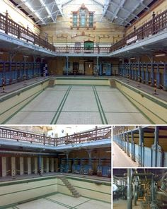 Urban Decay: 7 Abandoned Swimming Pools