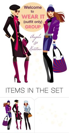 """""""WEAR IT (outfit only)! - NEW LOGO!"""" by kiki-bi ❤ liked on Polyvore featuring art"""