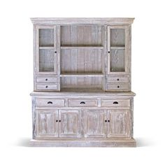 Sideboard Hutch Recl