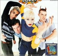 in your face Gwen Stefani 90s, Gwen Stefani No Doubt, Gwen Stefani Style, Gwen Stefani Pictures, Nostalgia, 90s Girl, Old School Music, Kelly Clarkson, Band Posters