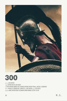 300 alternative movie poster Visit my Store