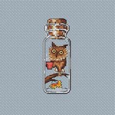 Autumn Cross Stitch Pattern PDF Instant Download Jar Cross | Etsy Butterfly Cross Stitch, Cute Cross Stitch, Cross Stitch Flowers, Counted Cross Stitch Patterns, Fantasy Cross Stitch, Dmc Floss, Back Stitch, Etsy, Pdf