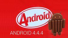 """Actualização Android KitKat 4.4.4: Google Publica """"Factory Images"""" por Razões de Segurança   Plataform'Android"""
