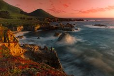 Big Sur, CA.  It's ridiculous how close I live and the fact that I haven't been here yet.