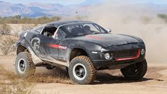 The Ultimate High Performance Off Road Vehicle, the Rally Fighter.