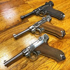 A channel dedicated to spreading the love of unique firearms. I primarily collect older surplus military guns, but through a network of like-minded friends a. Luger Pistol, Revolver Pistol, Weapons Guns, Guns And Ammo, War Dogs, Cool Knives, Military Guns, Cool Guns, Panzer