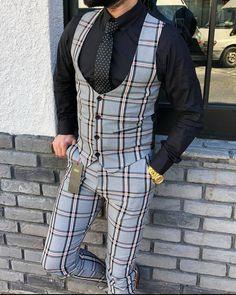 Štýlový pánsky károvaný komplet nohavíc a vesty len za 48,90€!  Kúpiš jedine u nás! Skladom viac ako 20 modelov štýlových pánskych kompletov.  Expresné dodanie do 24 hodín! Bezplatné vrátenie do 30 dní!  Pánske komplety nohavíc a vesty nájdeš tu: www.fashionformen.sk/Komplety-nohavic-a-vesty/ #fashionformen  #dnesnosim #dnesnakupujem #fashionformensk #menstreetstyle #menstyle #slovakboy #komplety Formal Men Outfit, Vest, Mens Fashion, Jackets, Outfits, Dresses, Style, Men Fashion, Down Jackets