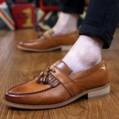 Royal Retro Oxford Shoe - Brown | Konga Nigeria