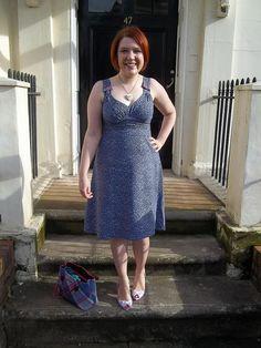 Colette Patterns Parfait dress