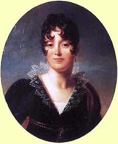 1810 Desideria Bernadotte by Baron François Pascal Simon Gérard