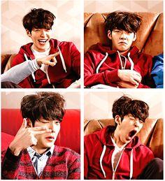 Twenty - Kim Woo Bin