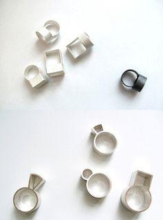 May 2010 | The Carrotbox modern jewellery blog and shop — contorno de aliança tradicional