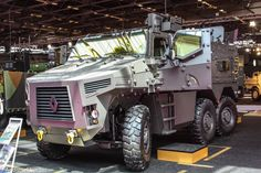 10 things to see at Eurosatory 2014 by Defence IQ Press Military Armor, Military Police, Army Vehicles, Armored Vehicles, 4x4, Tactical Truck, Pick Up, Armored Truck, Bug Out Vehicle