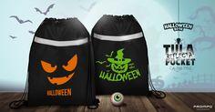 Tula reflecta Productos Promocionales Halloween. Proimpo