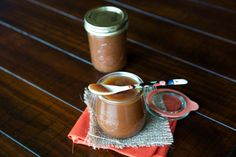 Smooth Apple Butter is a great way to preserve the Fall harvest. And enjoy toast!