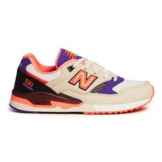 New Balance X West Nyc 'project 530' M530WST Sneakers — Running Shoes at CrookedTongues.com