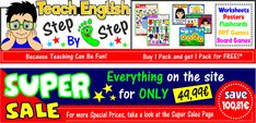 Teach English Step By Step