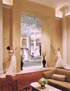 Kleinfeld Bridal in Manhattan