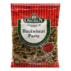 Orgran Free From Buckwheat Spirals, Keep Fit, Free Products, Buckwheat, Gourmet Recipes, Spiral, Noodles, Gluten Free, Pasta, Food