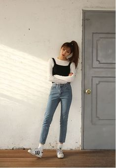 Korean Daily Fashion | Official Korean Fashion More #KoreanFashion
