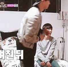 Image de gif, chanyeol, and exo