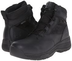 Timberland PRO Mens 6 Inch Valor Soft Toe Waterproof Work Boot Black Smooth Leather Ballistic Nylon 14 W US * Check this awesome product by going to the link at the image. (This is an affiliate link) Lace Up Boots, Black Boots, Fashion Wear, Fashion Shoes, Timberland Pro, Waterproof Shoes, Smooth Leather, All Black Sneakers, Hiking Boots