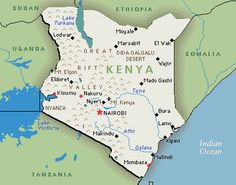 Fun facts for kids about Kenya