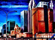 Toronto City Skyline Fine Art Photography by MoonDanceStudios, $30.00
