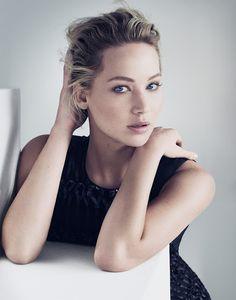 Дженнифер Лоуренс — Фотосессия для «Be Dior» 2015 – 7