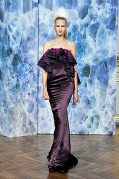 Alexis Mabille Haute Couture Fall Winter 2014-2015, look 22.  www.alexismabille.com