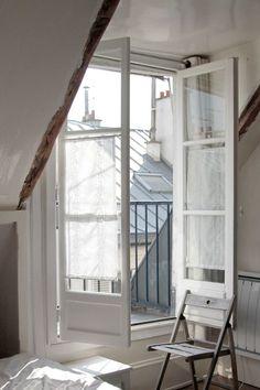 French Doors, Paris, France photo via think