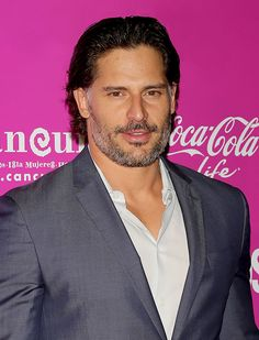 Happy Birthday, Joe Manganiello! The Hunk Turns 38  #InStyle