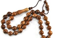 Collectors Item Rare Item Muslim Worry Beads Tasbeeh by Tesbihci, $44.99