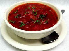 Borsch | #Recetas de cocina | #Veganas - Vegetarianas ecoagricultor.com