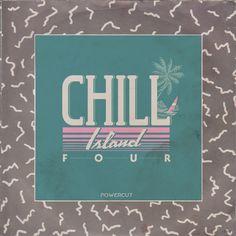 Powercut - Chill Island 4 (cover) on Behance