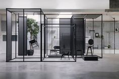 Krüger Opens New Showroom Designed by OEO Studio - Brdr Kruger Showroom 03 - Showroom Interior Design, Tile Showroom, Interior Design Magazine, Retail Interior, Furniture Showroom, Interior Exterior, Furniture Design, Showroom Ideas, Studio Furniture