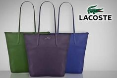 Vertical or Horizontal Lacoste Tote Bag for P2500 instead of P4900 | iNbudget Philippines