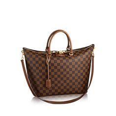 Belmont Damier Ebene Canvas - Hand Bags - Shoulder Bags | Louis Vuitton
