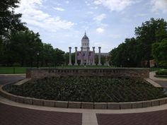 Columbia, MO is home to the University of Missouri aka the Mizzou Tigers! If you're passing through Columbia, stay for a home SEC football or basketball game and see the famous columns on the Francis Quadrangle.